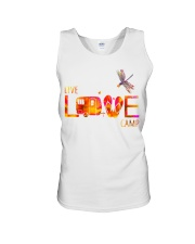 Camping live and love Unisex Tank thumbnail