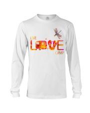 Camping live and love Long Sleeve Tee thumbnail