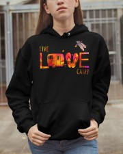 Camping live and love Hooded Sweatshirt apparel-hooded-sweatshirt-lifestyle-07