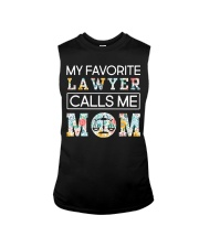 Lawyer Calls Me Mom Sleeveless Tee thumbnail