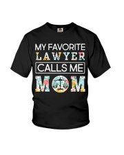 Lawyer Calls Me Mom Youth T-Shirt thumbnail