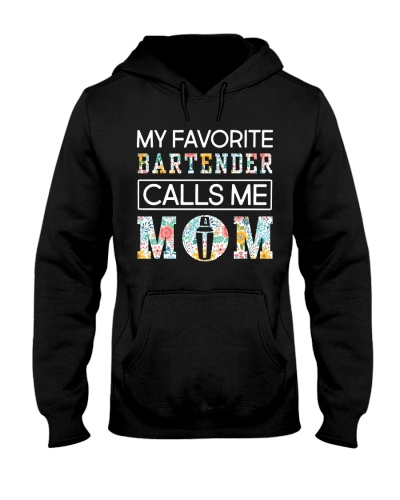 Bartender Calls Me Mom