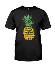 PICKLEBALL - Pineapple 9996 Classic T-Shirt front