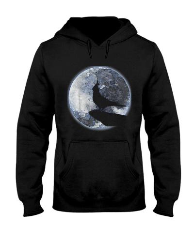 Bird Dark Moon