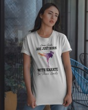 karate in their souls Classic T-Shirt apparel-classic-tshirt-lifestyle-08