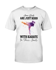 karate in their souls Classic T-Shirt front
