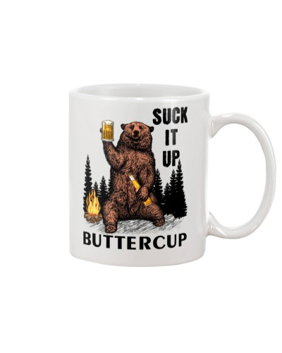 Suck It Up Buttercup - Go Camping