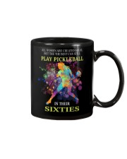 Pickleball - creat equal sixties Mug thumbnail