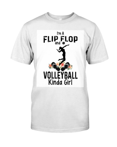 I am a flip flop and volleyball 0037