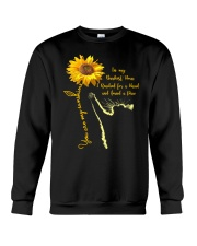 You are my sunshine - Cat Crewneck Sweatshirt thumbnail