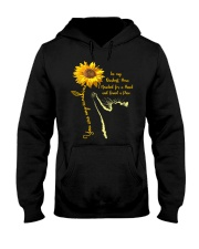 You are my sunshine - Cat Hooded Sweatshirt front