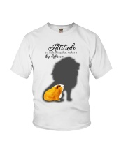Attitude is a little thing making a big difference Youth T-Shirt thumbnail