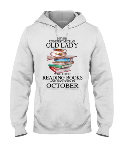 read book old lady October