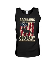 assuming i'm just an old lady was your first Unisex Tank thumbnail