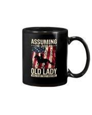 assuming i'm just an old lady was your first Mug thumbnail