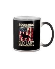 assuming i'm just an old lady was your first Color Changing Mug thumbnail