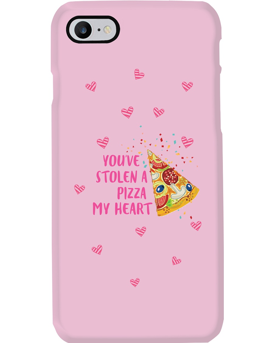 You've Stolen A Pizza My Heart - Girl Phone Case  Phone Case