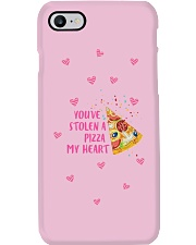 You've Stolen A Pizza My Heart - Girl Phone Case  Phone Case i-phone-7-case