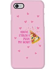 You've Stolen A Pizza My Heart - Girl Phone Case  Phone Case i-phone-7-case