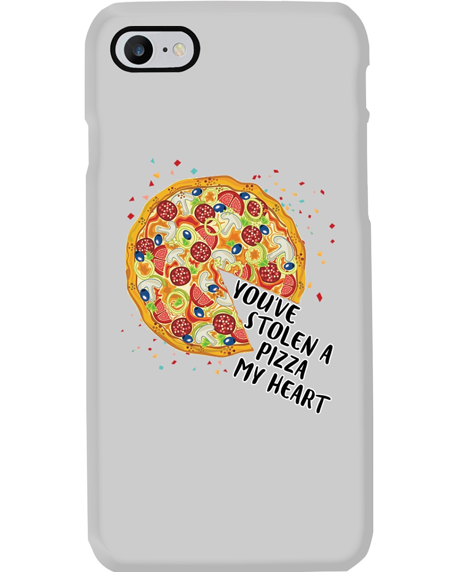 You've Stolen A Pizza My Heart - Boy Phone Case  Phone Case