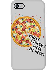 You've Stolen A Pizza My Heart - Boy Phone Case Phone Case i-phone-7-case