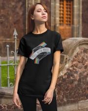 Lgbt Roll With Pride Shirt Classic T-Shirt apparel-classic-tshirt-lifestyle-06