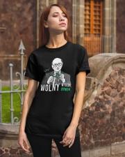Wolny Wybor Rynek Shirt Classic T-Shirt apparel-classic-tshirt-lifestyle-06