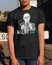 Wolny Wybor Rynek Shirt Classic T-Shirt apparel-classic-tshirt-lifestyle-29