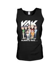 Rak Always Has Shirt Unisex Tank thumbnail