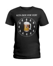 Kein Bier Vor Vier Shirt Ladies T-Shirt thumbnail