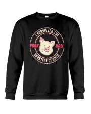 I Survived The Pork Roll Shortage Of 2020 Shirt Crewneck Sweatshirt thumbnail