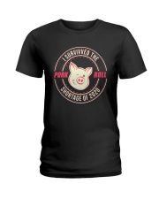 I Survived The Pork Roll Shortage Of 2020 Shirt Ladies T-Shirt thumbnail