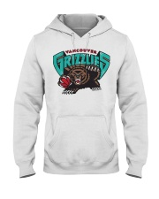 Bear Vancouver Grizzlies Shirt Hooded Sweatshirt thumbnail