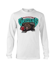 Bear Vancouver Grizzlies Shirt Long Sleeve Tee thumbnail