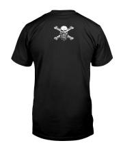 Robert Oberst Strong And Pretty Shirt Classic T-Shirt back