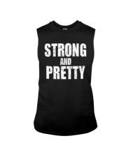 Robert Oberst Strong And Pretty Shirt Sleeveless Tee thumbnail