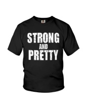 Robert Oberst Strong And Pretty Shirt Youth T-Shirt thumbnail