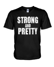Robert Oberst Strong And Pretty Shirt V-Neck T-Shirt thumbnail