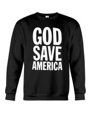 God Save America Kanye West Shirt Crewneck Sweatshirt thumbnail