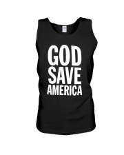 God Save America Kanye West Shirt Unisex Tank thumbnail