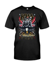 Kiss 47th Anniversary 1973 2020 Shirt Classic T-Shirt thumbnail