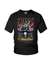 Kiss 47th Anniversary 1973 2020 Shirt Youth T-Shirt thumbnail