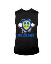 Leeds United We Are Back Shirt Sleeveless Tee thumbnail