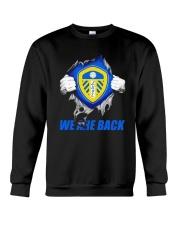 Leeds United We Are Back Shirt Crewneck Sweatshirt thumbnail
