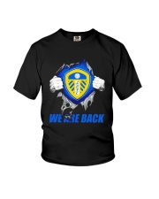 Leeds United We Are Back Shirt Youth T-Shirt thumbnail
