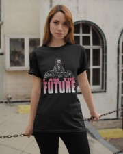 Alison Wonderland I Am The Future Shirt Classic T-Shirt apparel-classic-tshirt-lifestyle-19