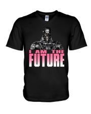 Alison Wonderland I Am The Future Shirt V-Neck T-Shirt thumbnail