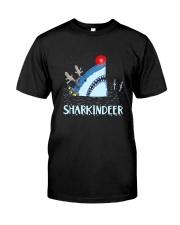 Sharkindeer Shirt Classic T-Shirt front
