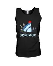 Sharkindeer Shirt Unisex Tank thumbnail