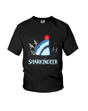 Sharkindeer Shirt Youth T-Shirt thumbnail